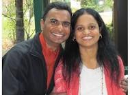 Subhash and Sujata Kommuru