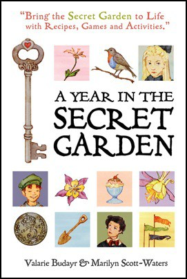 A Year in the Secret Garden - cover