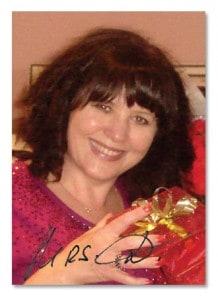 Mrs. D, Author