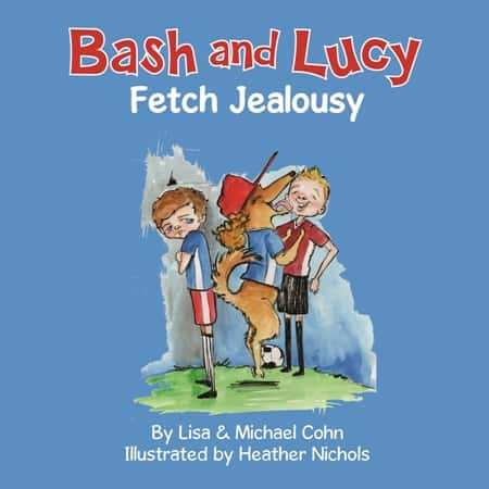 Bash and Lucy Fetch Jealousy Cover