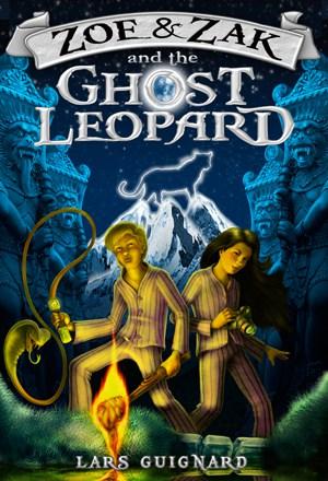 Ghost Leopard by Lars Guignard