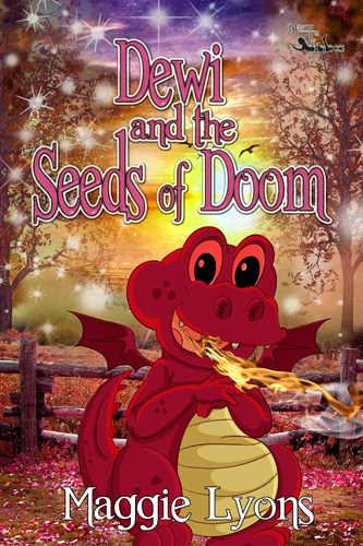 Dewy and the Seeds of Doom by Maggie Lyons