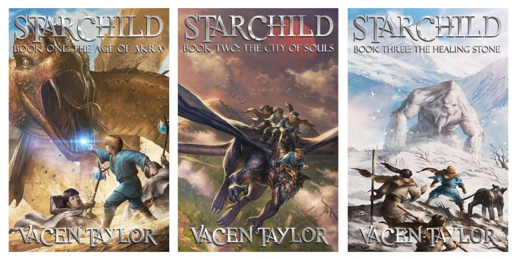 Starchild collage