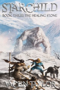 The Healing Stone by Vacen Taylor
