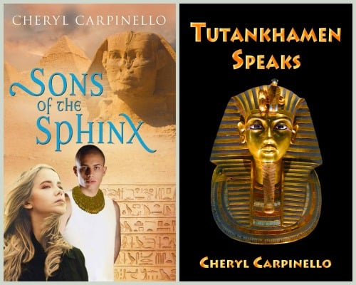 Cheryl Carpinello Egypt Legend