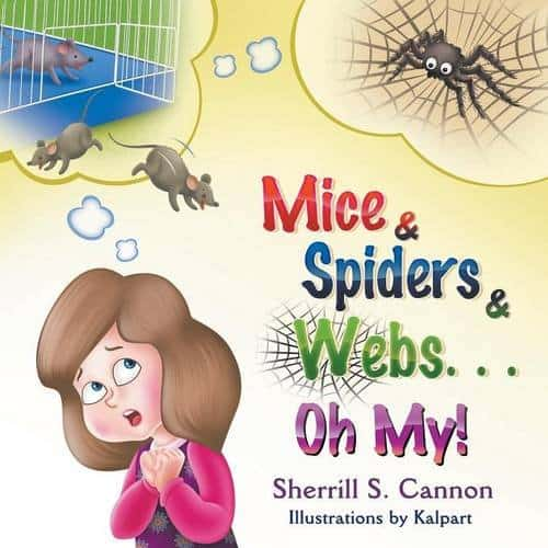 Mice & Spiders & Webs... Oh My!