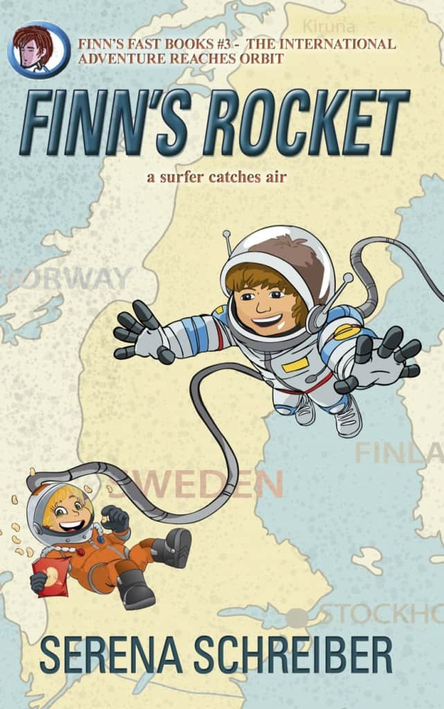 Rocket-front cover