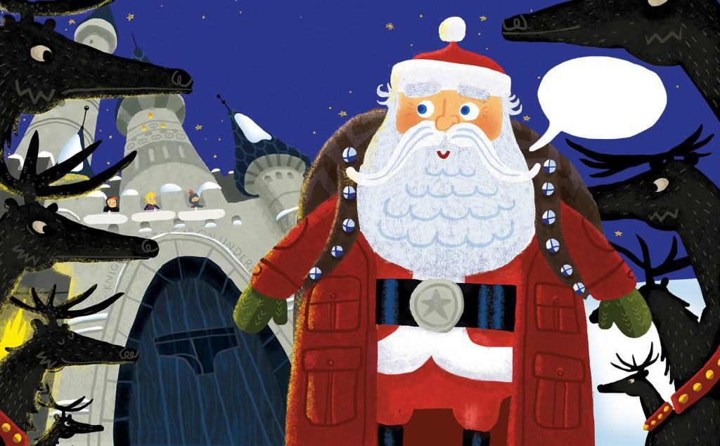 The Knights Before Christmas Joan Holub Scott Magoon