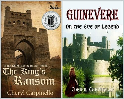 Arthurian Legend Collage