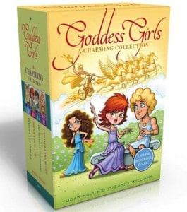 Goddess Girls boxed set books 9-12 Holub Williams.jpg