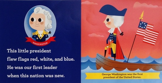 This Little President Joan Holub - Inside Page A