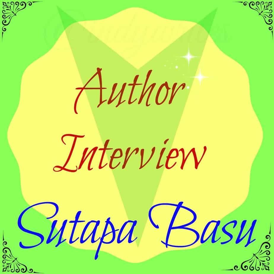 author interview - sutapa