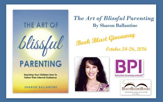 Banner - The Art of Blissful Parenting