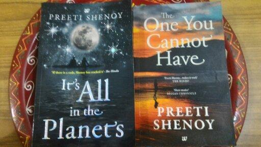 Books_Preeti Shenoy