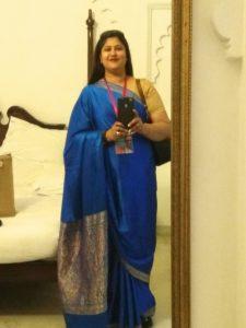 Inderpreet_Ready for day 1 #TGILF
