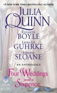 Four Weddings and a Sixpence_Cover