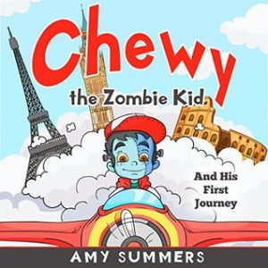 Chewy The Zombie Kid_Cover