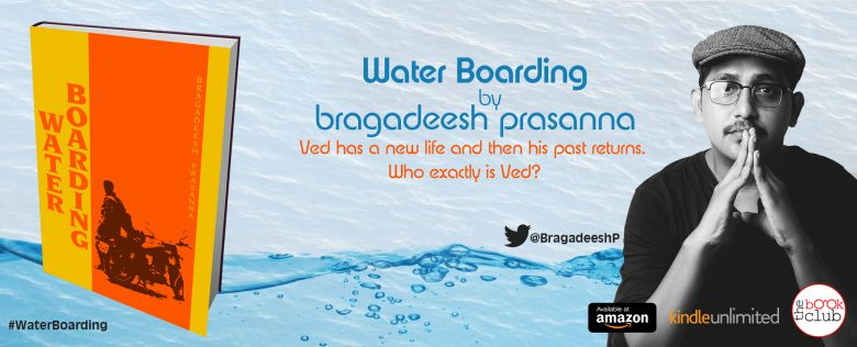WATER BOARDING by Bragadeesh Prasanna