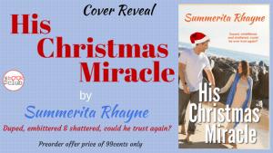 His Christmas Miracle Banner