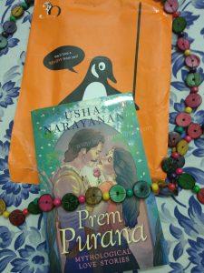 Prem Purana: Mythological Love Stories By Usha Narayanan