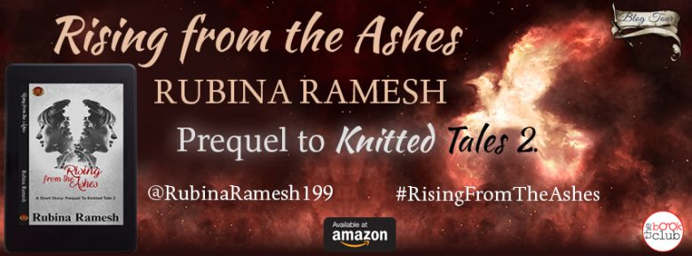 Rising from the ashes by Rubina Ramesh