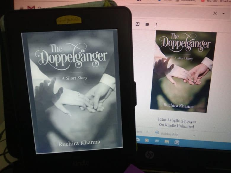 The Doppelgänger by Ruchira Khanna