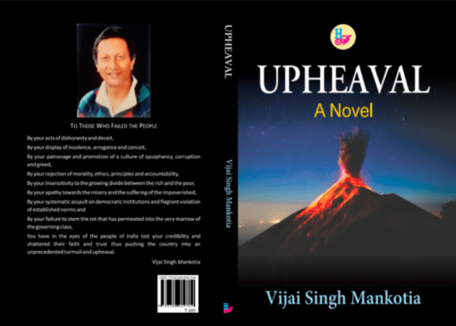 book cover _ Upheaval