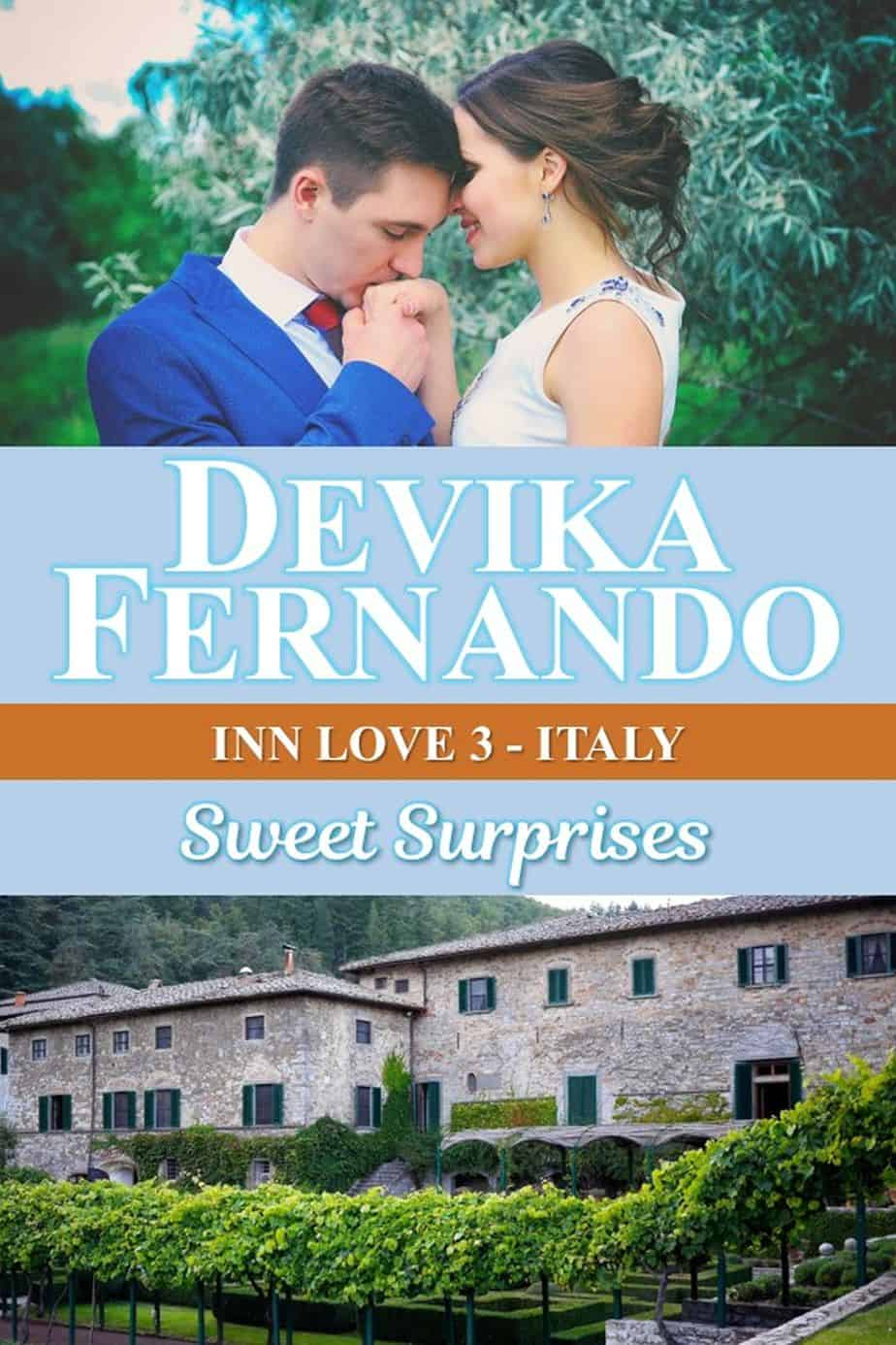 #SweetSurprises Inn Love By Devika Fernando