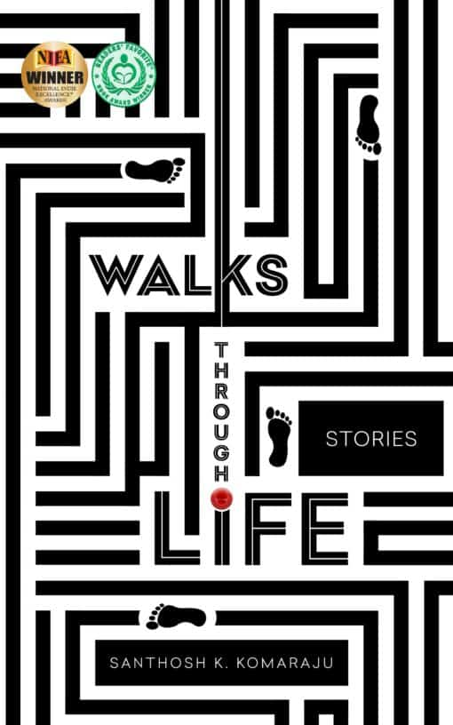 Book cover_ Walks of life